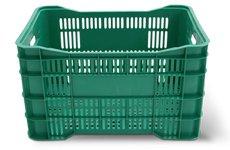 Caixa Plástica Padrão Agricola 46L