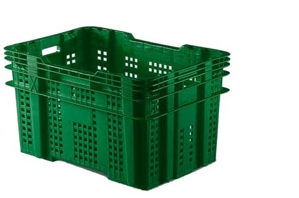 Caixa Plástica Grande Reforçada 90 L